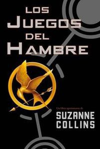 Hunger Games Spanish Cover