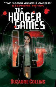 Hunger Games UK Cover Katniss