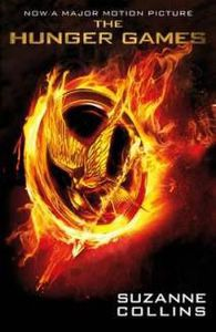 Hunger Games UK paperback Film Tie-in
