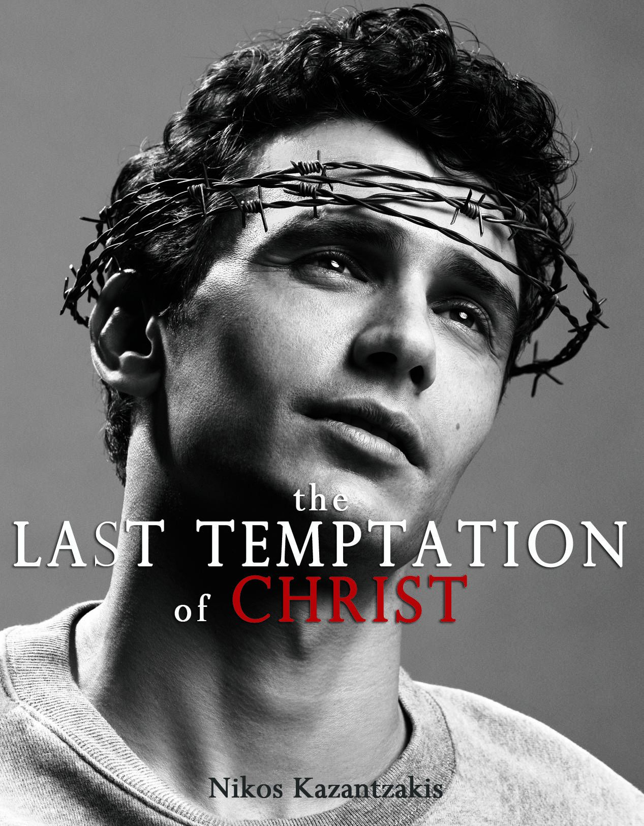 The Last Temptation of Christ featuring James Franco