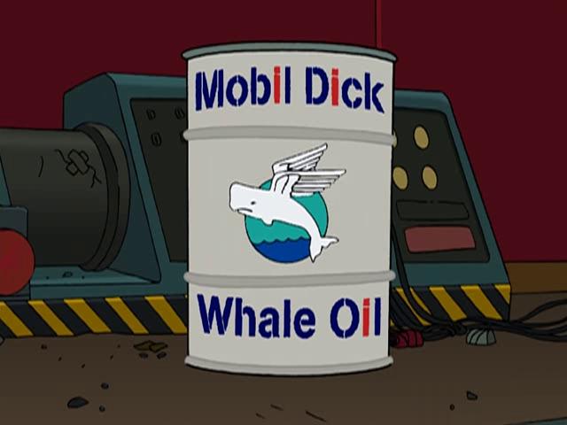 Mobil Dick