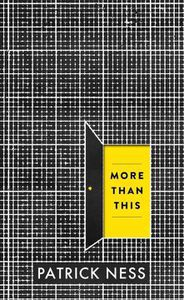More Than This Patrick Ness Cover