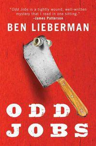 Odd Jobs Ben Lieberman Cover