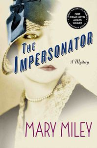 The Impersonator Mary Miley Cover