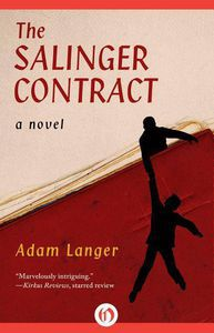 The Salinger Contract Adam Langer Cover