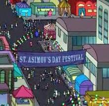 asimov festival