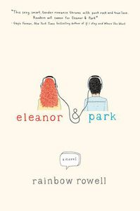 Capa de livro de Eleanor e Park