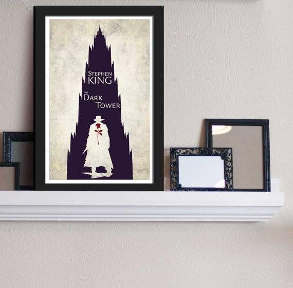 dark tower king poster