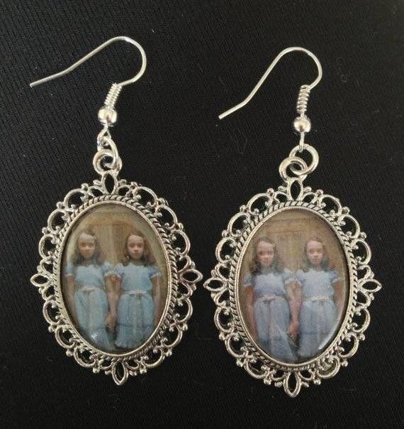 grady twins earrings