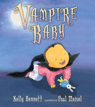 Cover of Vampire Baby by Bennett