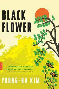 Black Flower Young-Ha Kim