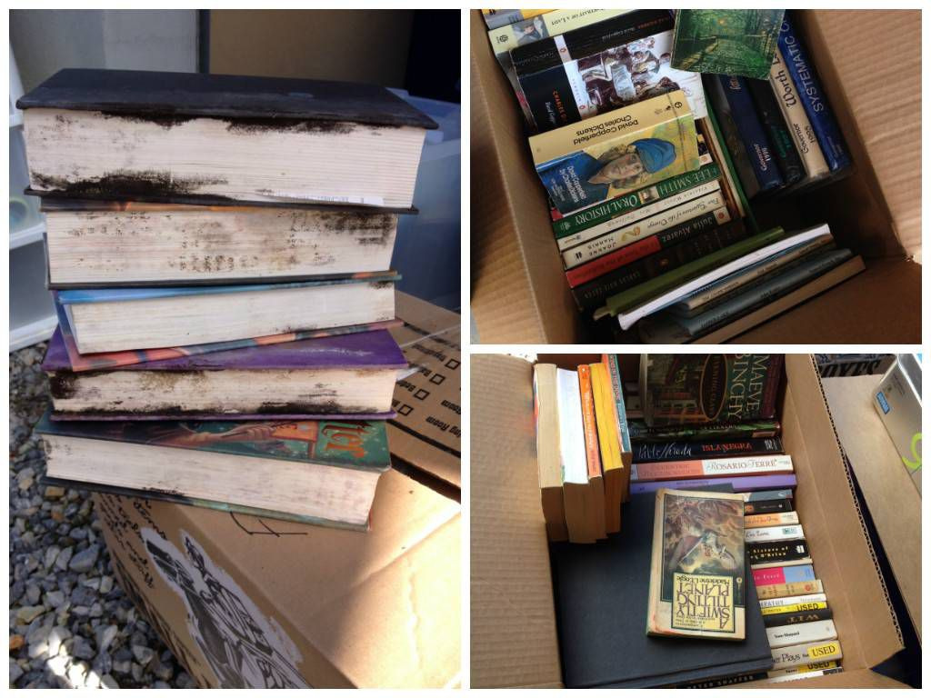 Books in Storage