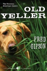 Old Yeller, Fred Gipson