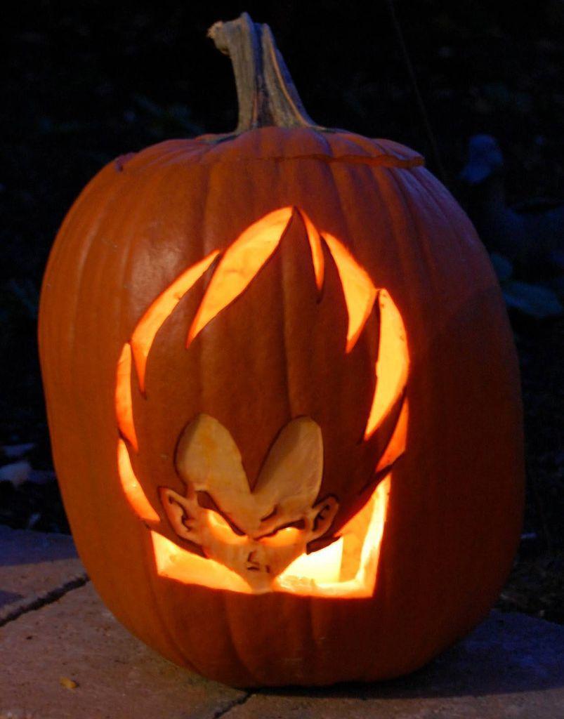 PumpkinDragonBallZ