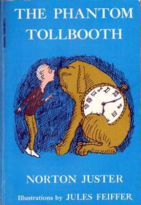 The Phantom Tollbooth, Norton Juster