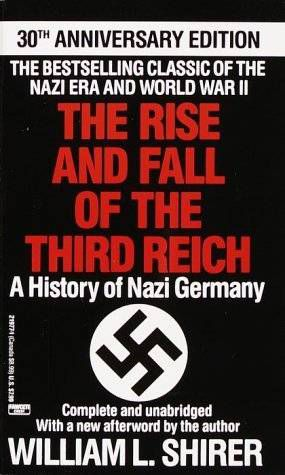 rise and fall of the third reich cover