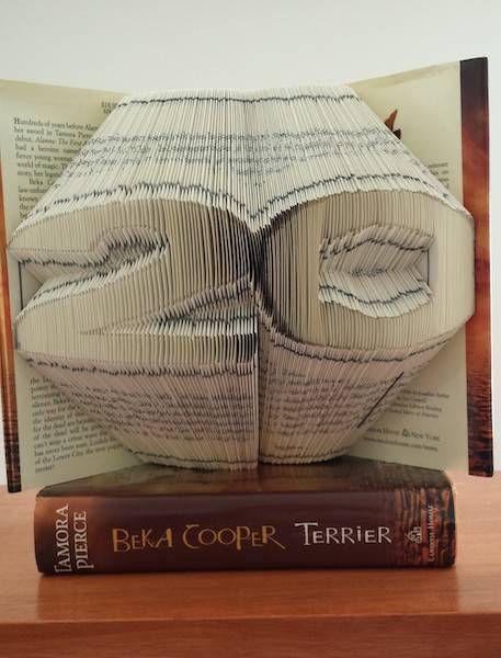 20 book art