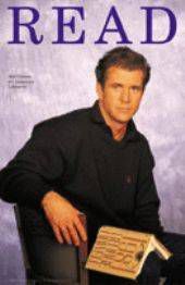 Mel Gibson READ Poster