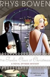 The Twelve Clues of Christmas, by Rhys Bowen
