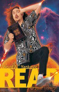 Weird Al Read Poster