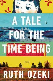a tale for the time being by ruth ozeki cover