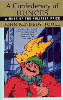 Stories of New Orleans: A Confederacy of Dunces book cover