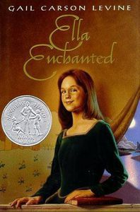 Cover of Ella Enchanted by Gail Carson Levine