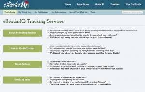 ereaderiq tracking tools