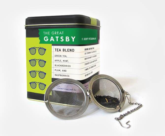 gatsby strainer grey
