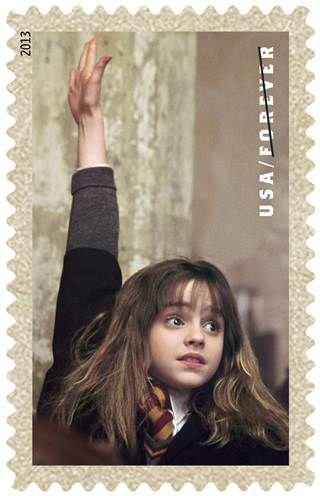 hermione stamp
