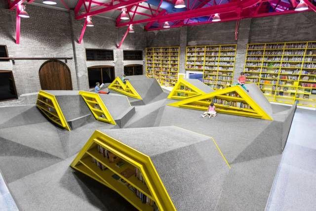 conarte childrens library