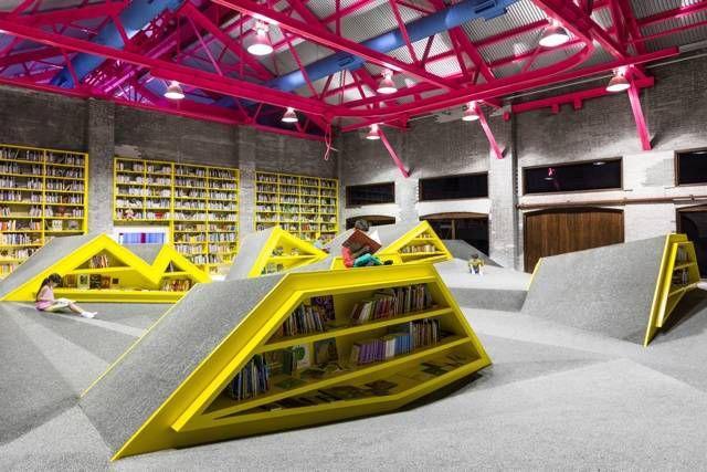 conarte children's library