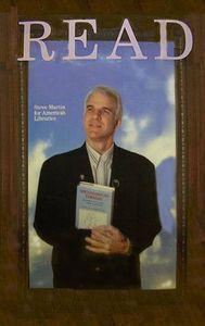 Steve Martin READ Poster
