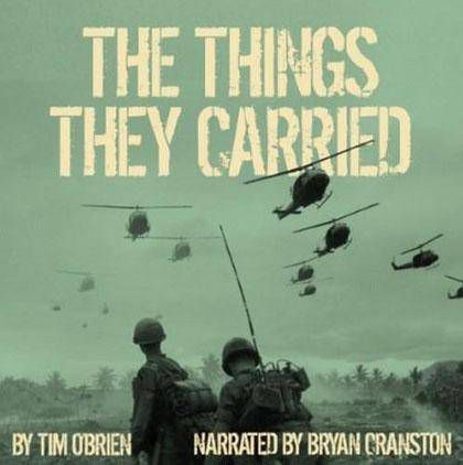 things they carried audiobook