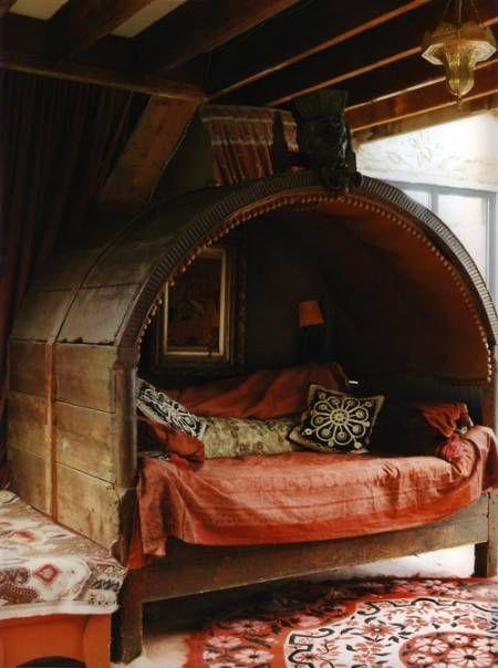 hobbit reading nook