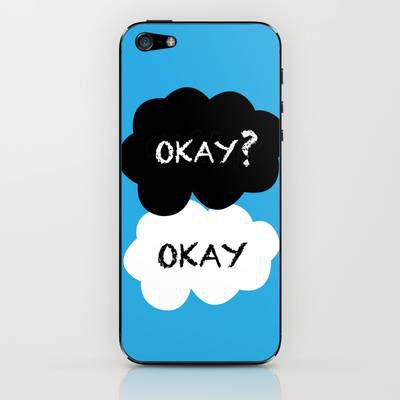 fault in our stars iphone case