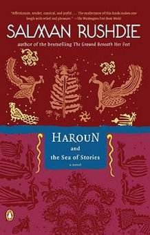 fairy tale retellings by authors of color haroun and the sea of stories by salman rushdie