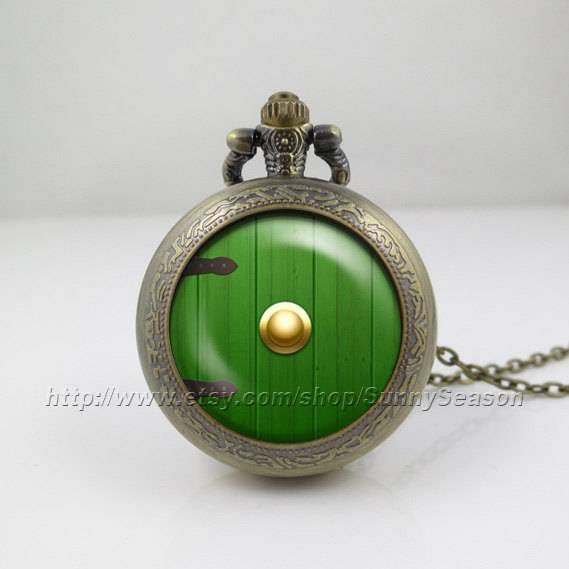 hobbit pocket watch