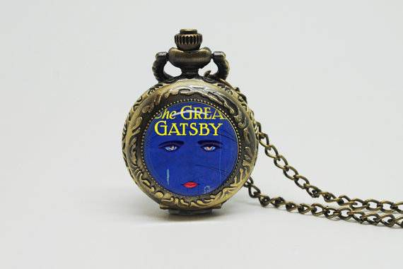 great gatsby pocket watch
