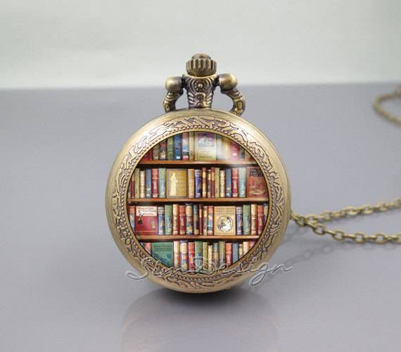 book pocket watch