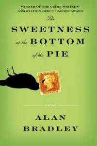 Sweetness at Bottom of the Pie cover by Alan Bradley