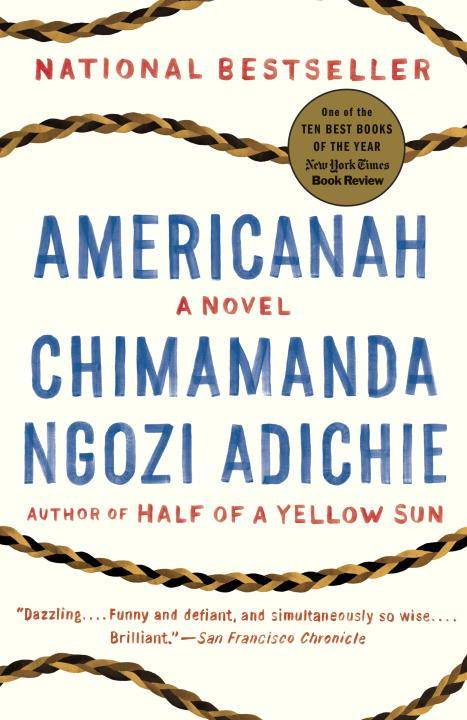 Image result for americanah book cover