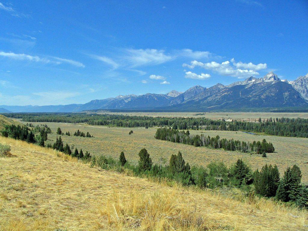 Wyoming, Grand Tetons