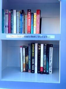 Little Free Library Awesomeness