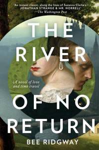 cover of the river of no return by bee ridgway