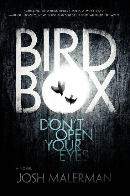 Bird Box by Josh Malerman cover