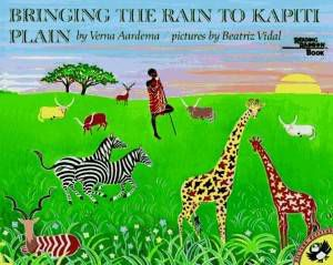 Cover of Bringing the Rain to Kapiti Plain by Verna Aardema