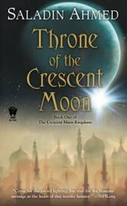 Throne of the Crescent Moon book cover