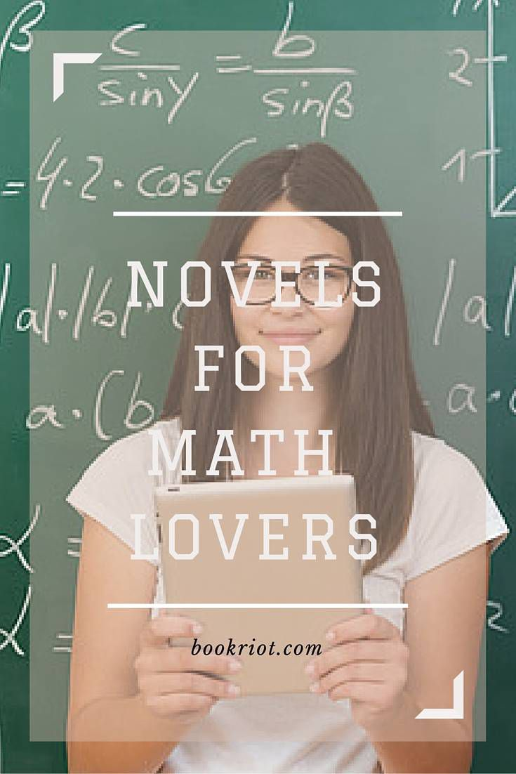 Novels For Math Lovers