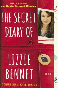 secret diary of lizzie bennet cover